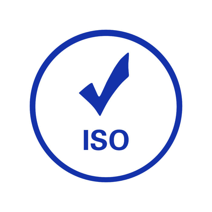 ISO standard certifications