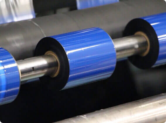 Thermal Transfer Ribbon Slitting