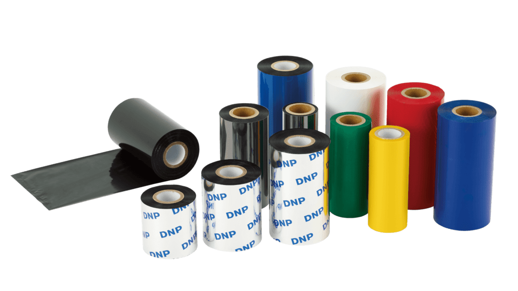DNP Thermal Transfer Ribbons - Colour