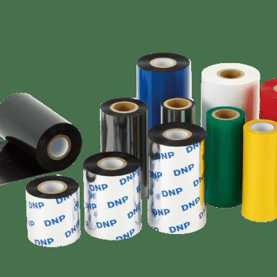 DNP Thermal Transfer Linten - Kleur