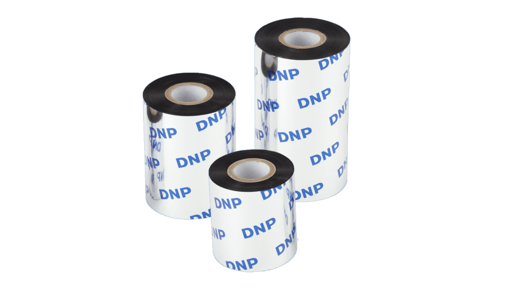 DNP Thermal Transfer Ribbons - Wax-resin
