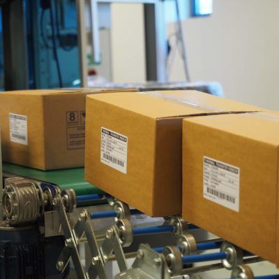 Packaging and labelling with Thermal Transfer Ribbon