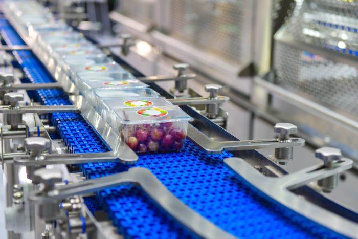 Labels en markeringen voor levensmiddelen