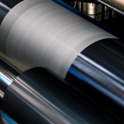 Thermal Transfer Ribbon Slitting Machine
