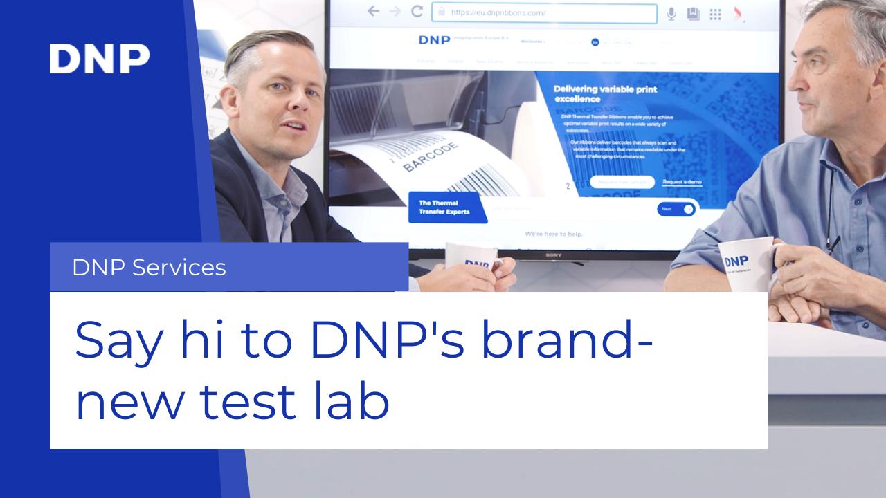 Meet DNP's new print lab